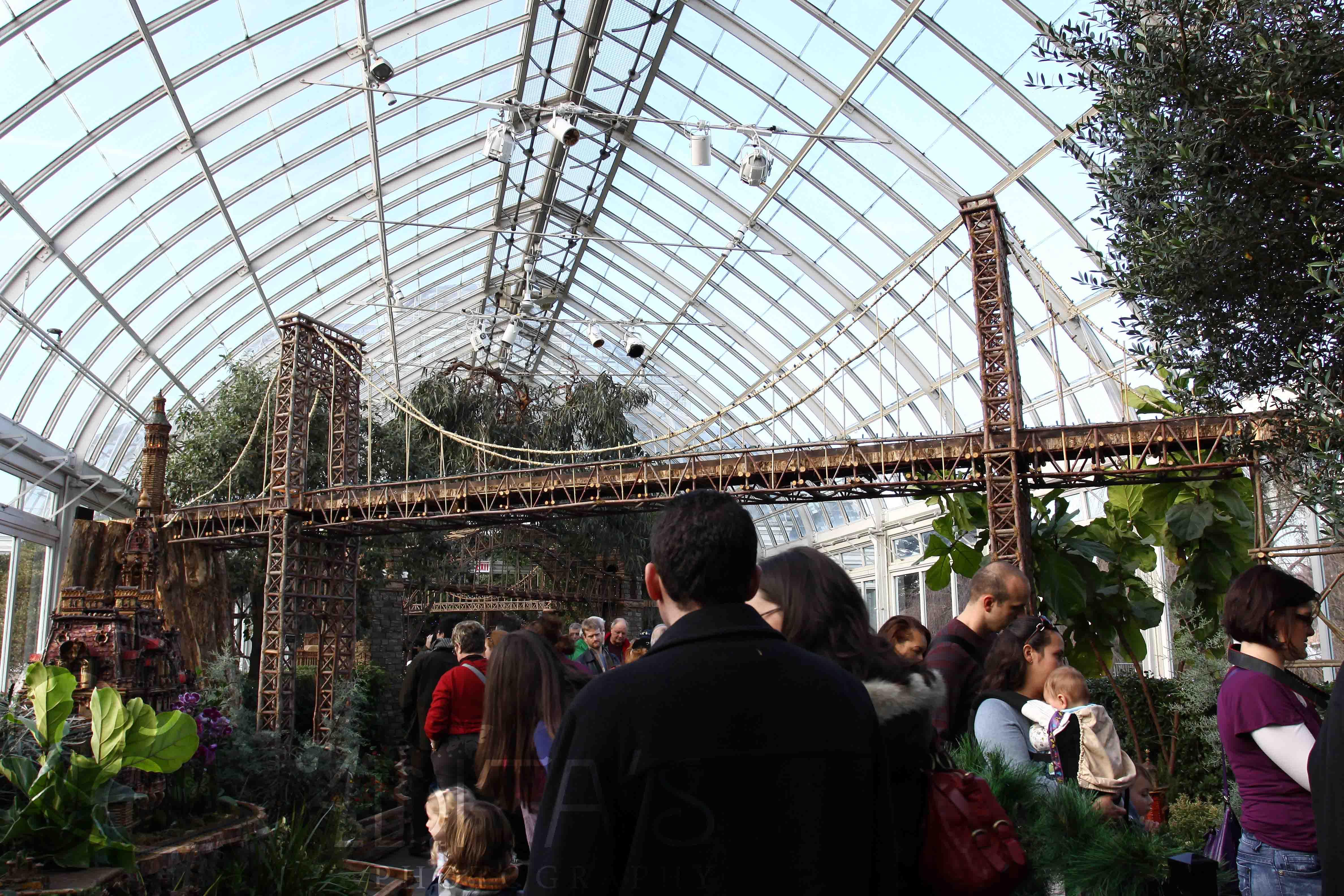Botanical gardens trains and new york on pinterest - New york botanical garden promo code ...